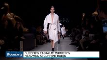 Burberry Shares Tumble as 1Q Asia Sales Disappoint