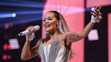 'Dancing On Ice' hit by complaints over Rita Ora performance