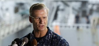 Navy removes vice admiral after accidents