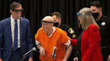 Golden State killer sentenced to life without parole for 26 rapes, murders