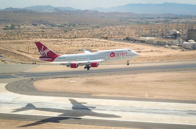 Virgin Orbit will be the first to fly rockets to space from the UK