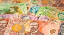 New Zealand Dollar Plunges after Business Confidence Survey Signals Slower Growth