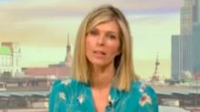 Kate Garraway reveals husband Derek Draper has had a 'tough week' as he remains in hospital