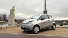 Paris slams brakes on electric car-sharing scheme