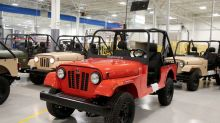 U.S. regulator to review recommendation on Fiat Chrysler's Jeep complaint against Mahindra