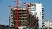 Bauboom in der Corona-Krise - Umsatz im Juni um elf Prozent gestiegen