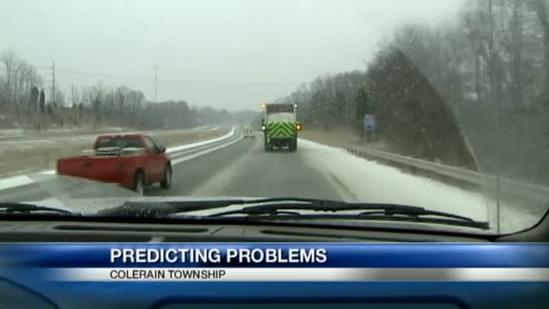 Snow plows ready to respond as road conditions change