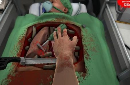Surgeon Simulator to save or ruin lives on iPad tonight