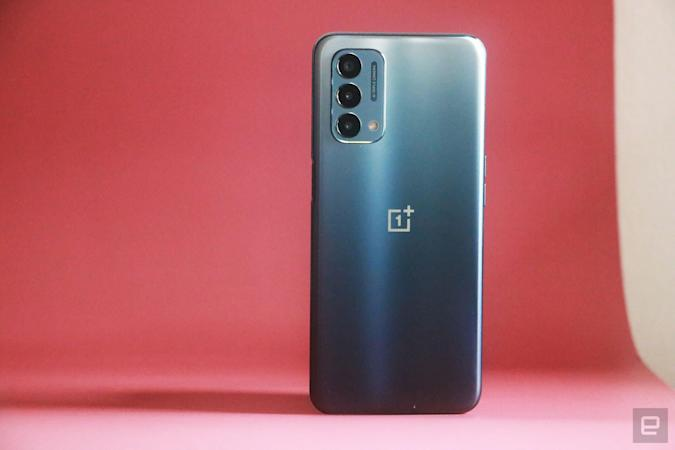 OnePlus Nord N200 5G review pictures