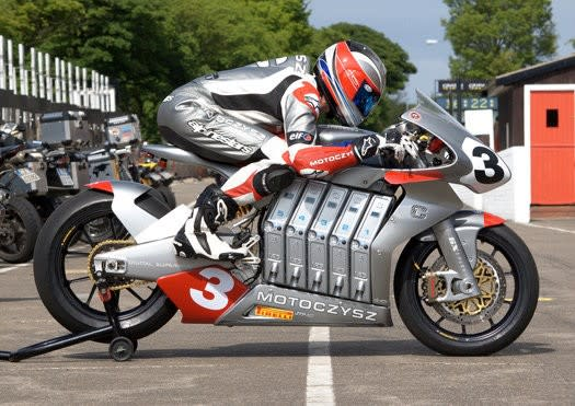 MotoCzysz E1pc claims to be the world's most advanced electric motorcycle, we don't argue
