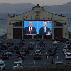 Viewership for 2nd Trump-Biden debate drops to 63 million