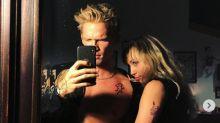 Miley Cyrus shocks fans as she gropes new boyfriend Cody Simpson in racy Instagram selfie