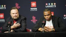 Daryl Morey to return as Rockets GM next season, lead coaching search