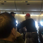 Unruly passenger with 'Make America Great Again' hat kicked off United flight in Shanghai