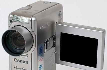 Canon's PowerShot TX1 camera / HD camcorder gets reviewed