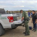 Border Patrol arrests 376 who dug under barrier in Arizona