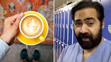 Doctor's disgusting coffee revelation goes viral