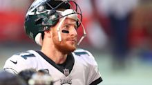 Jim Irsay: Colts' success in 2021 dependent on Carson Wentz