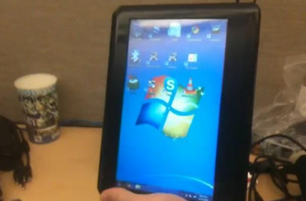 Dell Mini 9 modded into motion sensitive, touchscreen tablet (video)