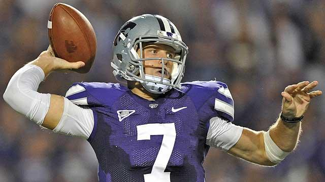 Collin Klein new Heisman favorite?