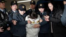 Disgraced S. Korean leader's friend Choi jailed for three years