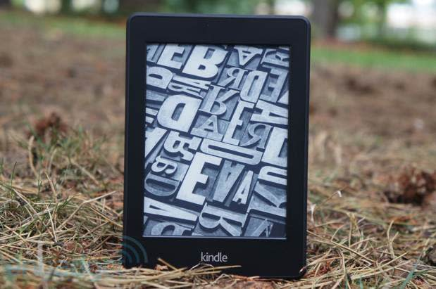 Goodreads finally hits the Kindle Paperwhite