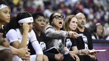NCAAW top 25: Upheaval after 7 unranked squads pull upsets in penultimate weekend