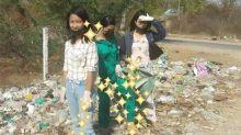 Desafio do Lixo viraliza na internet e o meio ambiente agradece