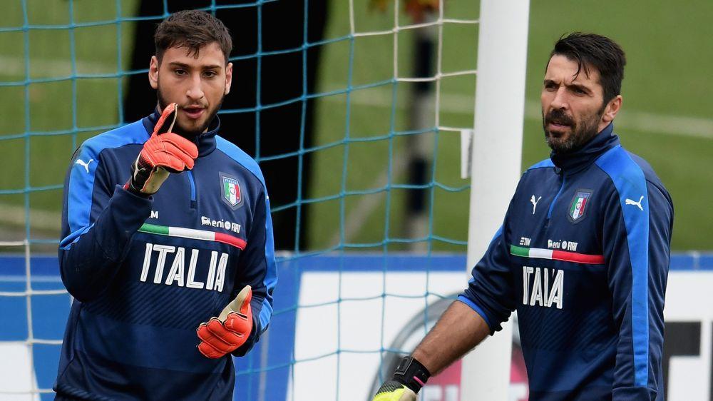 "Toldo : ""Avec Buffon et Donnarumma, l'Italie a deux grands gardiens"""