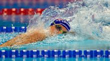 American Bobby Finke wins Olympic gold medal in men's 1,500-meter freestyle