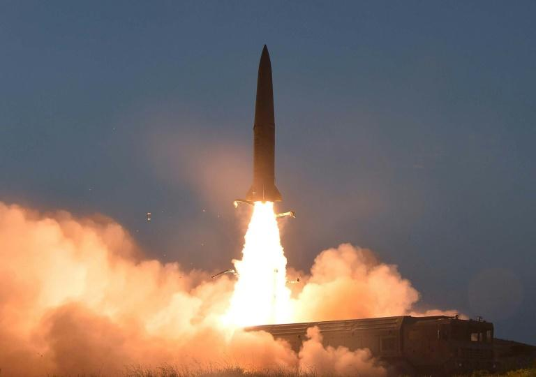 N. Korea fires two ballistic missiles: South