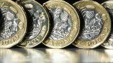 London shares, pound shine despite darker growth outlook