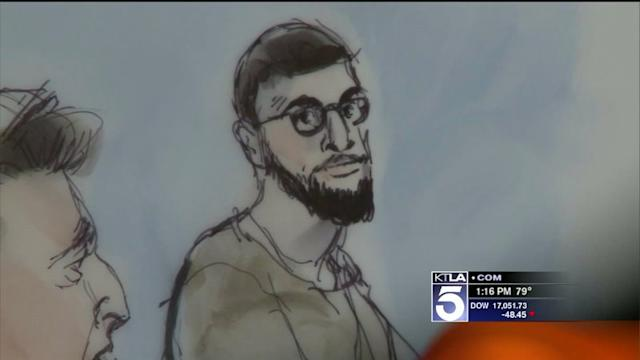 U.S. Man Who Allegedly Wanted To Join Terrorist Group Pleads Not Guilty