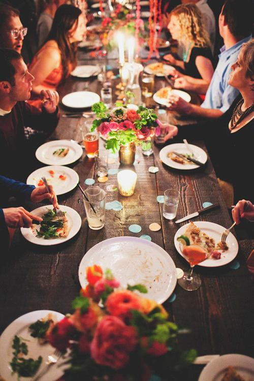 You Want to Throw an Interesting Dinner Party? Here's How