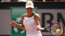 French Open: Kerber relieved to be leaving clay behind