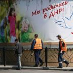 Putin: nothing wrong with us giving passports to east Ukraine residents