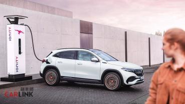 續航力486公里、GLA純電版!Mercedes-EQ全新EQA正式亮相