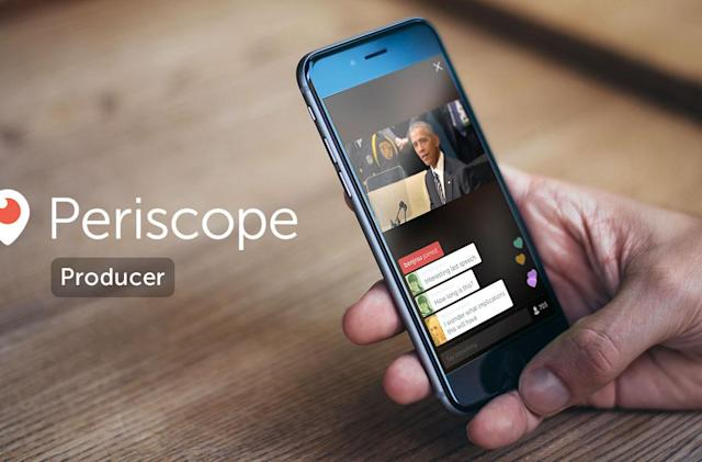 Twitter opens up Periscope broadcasts to take on Facebook Live