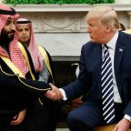 Trump Stands With Saudi Crown Prince in Wake of Khashoggi Killing