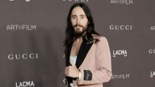 Is that you, Jared Leto? The actor is unrecognizable in 'House of Gucci'