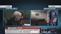 Need to get economy back to normal: Yellen