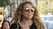 Mariah Carey's Los Angeles home targeted by burglars - report