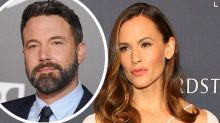 Jennifer Garner 'would not have chosen' split from Ben