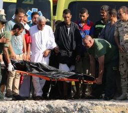 More than 130 bodies recovered from migrant boat capsize off Egypt