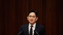 Samsung heir Lee apologises over succession, won't hand control to children