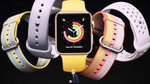 Apple's Watch Should Get Swiss Makers Ticking