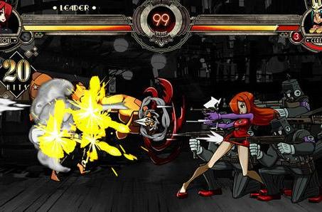 PSA: Skullgirls pre-orders open on Steam, include color palette options