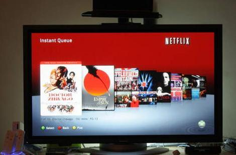 HD Netflix streaming goes live on Xbox 360