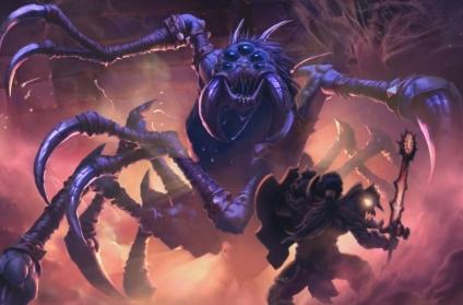 Hearthstone opens up the first wing of Naxxramas