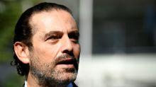Lebanon's biggest Christian party says won't back Hariri for PM